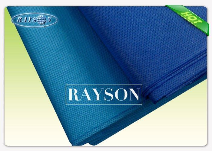 Multi Colored SMS / SS / PP Nonwoven Soft Feeling Disposable Bed Sheet