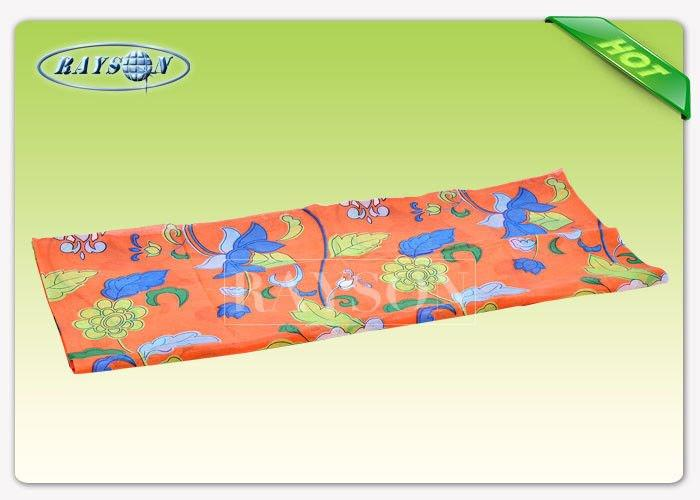 Full Color OPP Film Laminated Non Woven Fabric For Packing Products Material