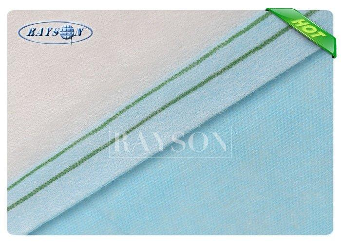 UV Resistant Polypropylene Non Woven Landscape Fabric With Reinforced Edge