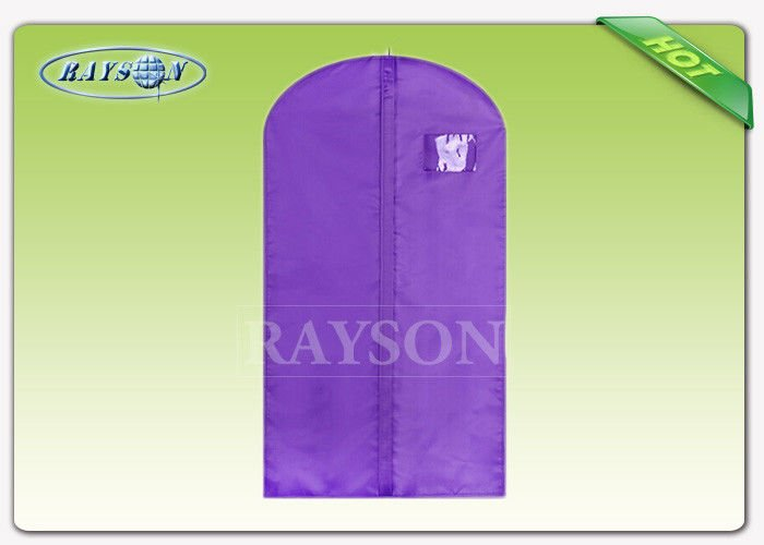 Rayson Non Woven Fabric PP Nonwoven Fabric Customized Foldable Disposable Protective Clothing Garment Suit cover PP Non Woven Bags image16