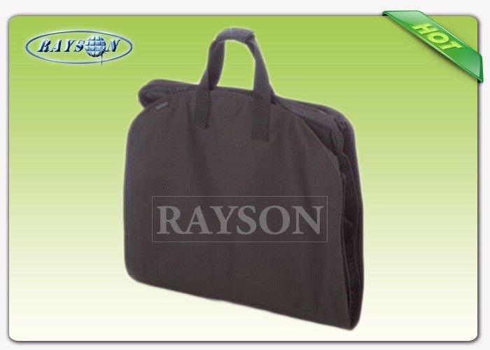 Rayson Non Woven Fabric Disposable Reusable Non woven Suit Cover , Folded Suit Non woven Garment Bags PP Non Woven Bags image19