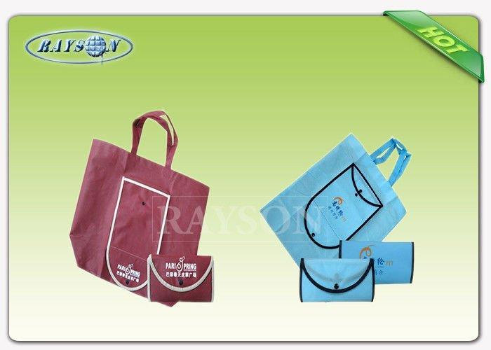 Supermarket Used Full Size Printing Eco Friendly 75g to 90g Non Woven Bag Wholesale In The Europe Market