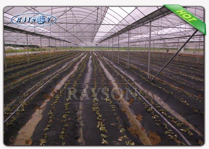Felxible and durable light weight Garden Weed Control Fabric in non woven material