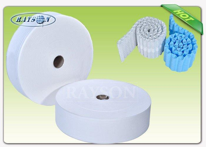 10-200 GSM Creditable Partner 100% Biodegradable Polyester Non Woven Polypropylene Fabric