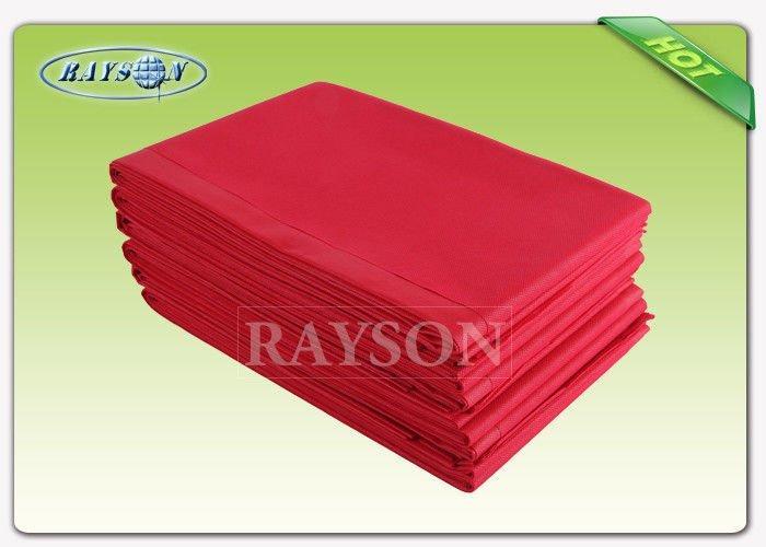 Environmental Health Disposable Bed Sheet , Absorbent  Non woven HospitalSheet