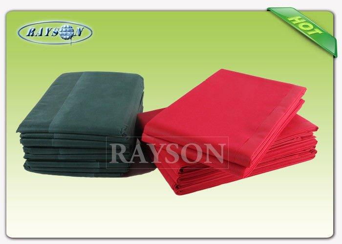 Environmental Health Disposable Bed Sheet , Absorbent  Non woven HospitalSheet