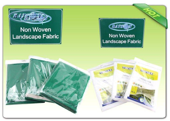 Single Packing Convenient Garden Weed Control Fabric Non woven Material Low Thickness