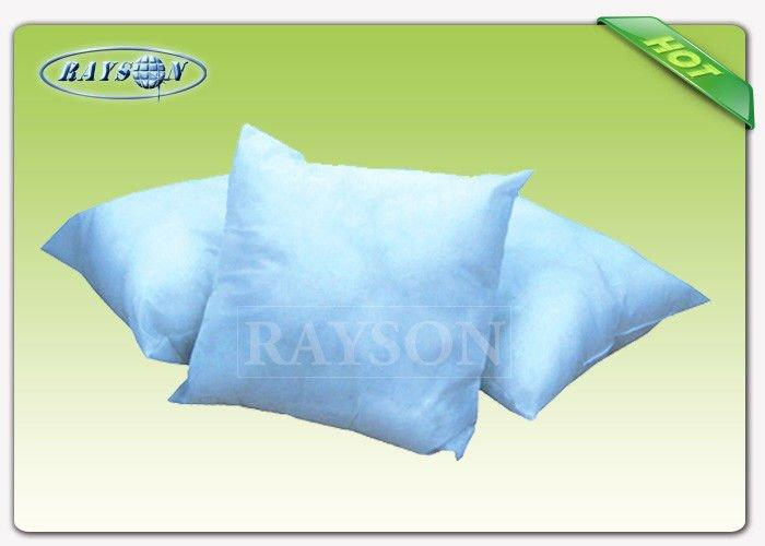 Disposable Non Woven Medical Fabric , TNT Fabric for Spa and Hygiene / Shoe Cover / Pillow Cover
