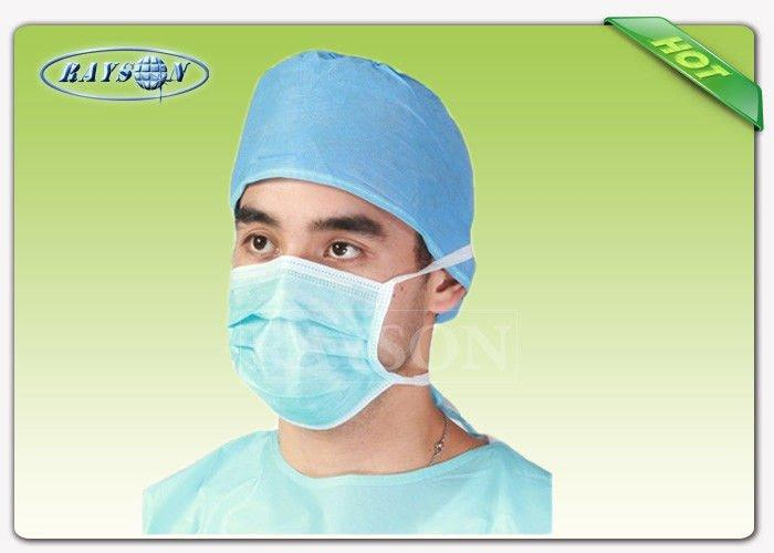 Diffrent Sizes Non Woven Medical Fabric Sterile Disposable Surgical Gowns Sauna Dress