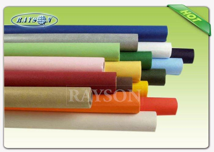 Nonwoven Fabric Factory Direct Sale Tablecloths 110cm 100cm TNT All Colors