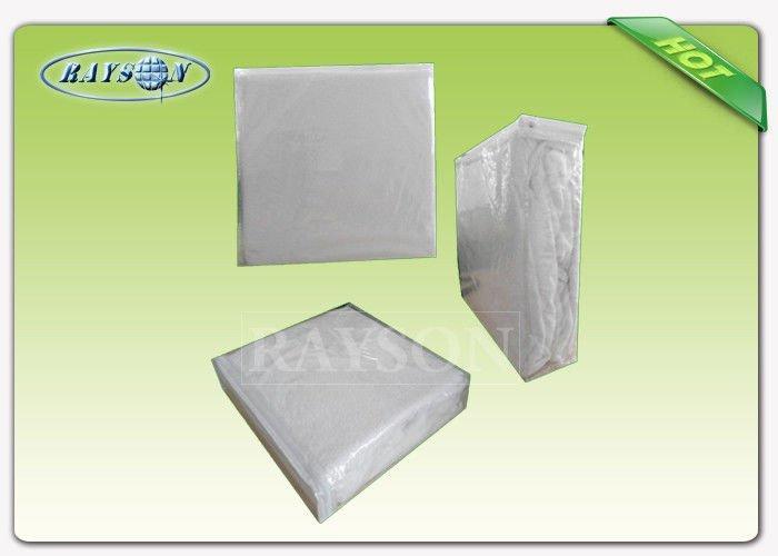 Tea Bag Material PP Spunbond Non Woven Mattress Cover Fabric  , TNT Nonwoven Fabric