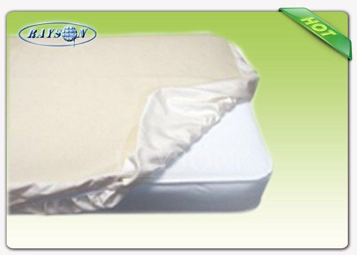 Rayson Non Woven Fabric Tea Bag Material PP Spunbond Non Woven Mattress Cover Fabric  , TNT Nonwoven Fabric PP Non Woven Bags image8