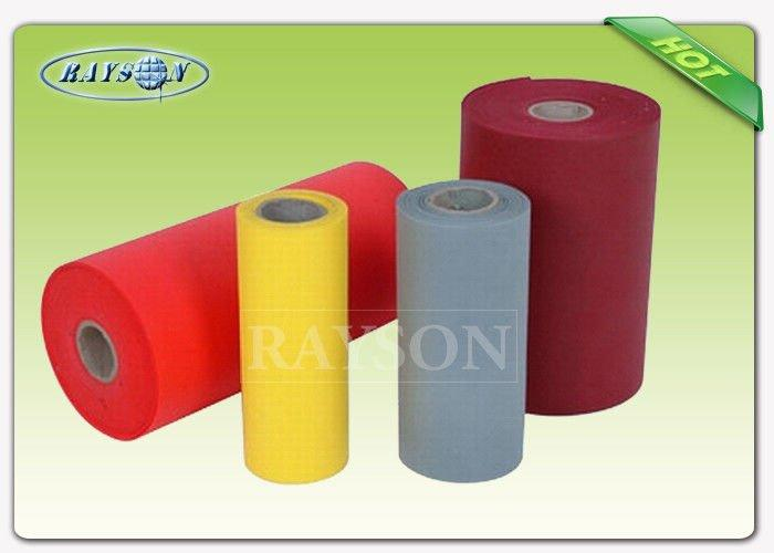 Polypropylene non woven fabric telas no tejidas , 70GSM PP no tejidos non woven fabric roll